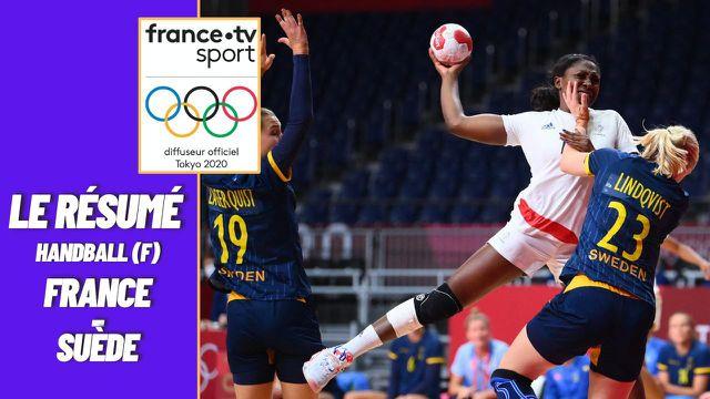 Comme leurs homologues masculins, les handballeuses françaises ont composté leur billet pour la finale des Jeux Olympiques grâce à leur victoire contre la Suède (29-27). Elles affronteront la Norvège ou les handballeuse du Comité olympique de Russie en finale.
