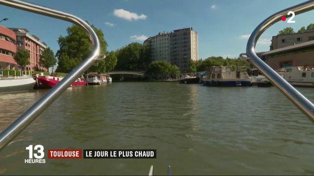 Toulouse : l'été approche à grands pas