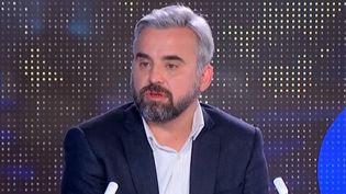 Alexis Corbière. (Capture d'écran franceinfo)