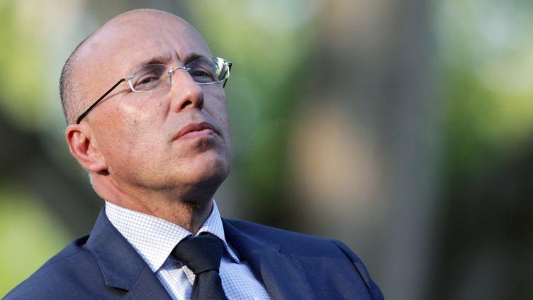 Eric Ciotti, député UMP des Alpes-Maritimes, le 14 juin 2013 à Mandelieu-la-Napoule (Alpes Maritimes). (JEAN-CHRISTOPHE MAGNENET / AFP)