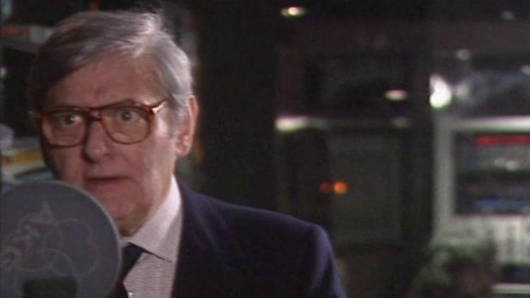 Cinéma : le comédien Roger Carel n'est plus mais ses voix perdurent (CAPTURE D'ÉCRAN FRANCE 3)