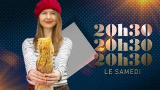 20H30 LE SAMEDI / FRANCE 2 (CAPTURE ECRAN / 20H30 LE SAMEDI / FRANCE 2)