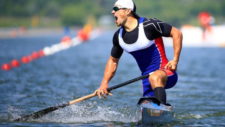 Andrey Kraitor ne participera finalement pas aux Jeux de Rio. (SEFA KARACAN / ANADOLU AGENCY)