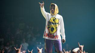 ASAP Rocky en concert au Zénith de Paris - Juin 2019 (©DAVID WOLFF - PATRICK / REDFERNS)