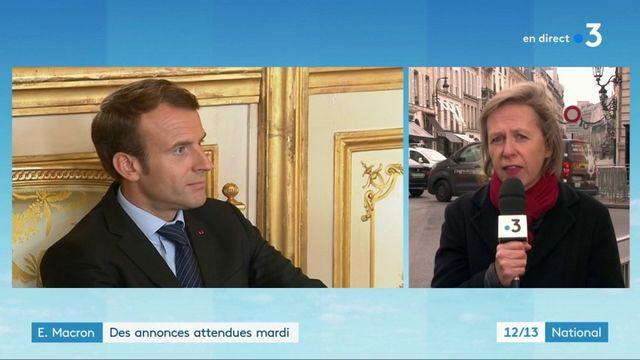 Emmanuel Macron : une nouvelle feuille de route attendue pour apaiser les Français