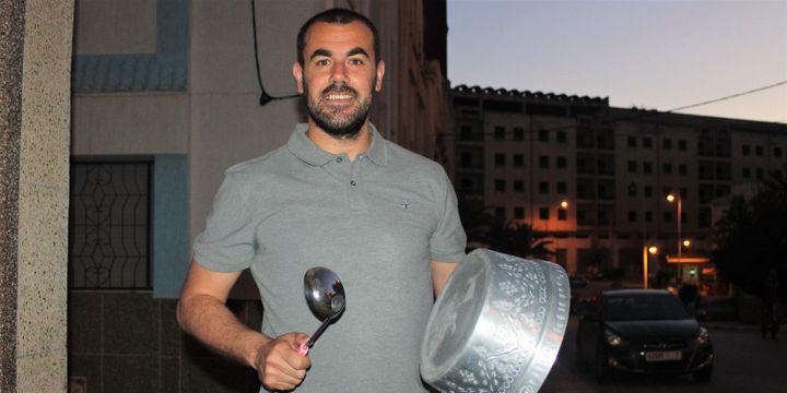 Nasser Zefzafi (Mohamed el-Asrihi / AFP)