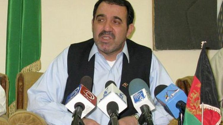 Ahmad Wali Karzaï, demi-frère du président afghan Hamid Karzaï, en 2008. (AFP)
