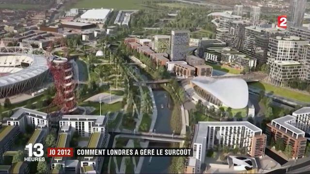 JO 2012 : comment Londres a géré le surcoût