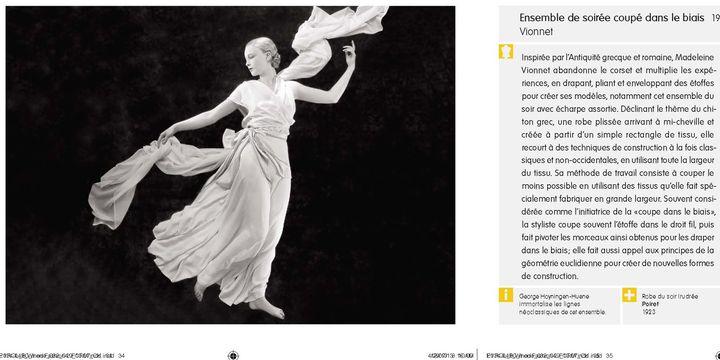 80 créations de mode expliquées : Madeleine Vionnet  (Condé Nast Archive/Corbis)