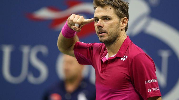 A l'image de Stan Wawrinka, tous les sportifs ont un jour montré leur tête comme la clé d'une performance (QIN LANG / NURPHOTO)