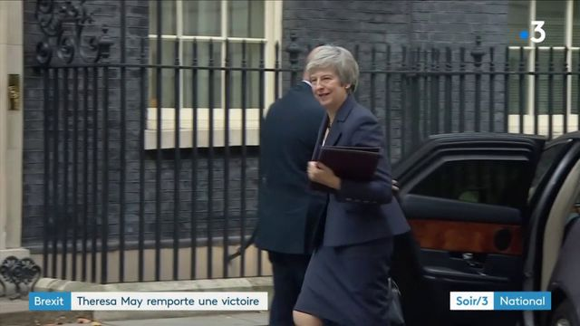 Brexit : une victoire pour Theresa May