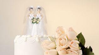 La maire d'Hantay (Nord) avait annoncé, samedi 3 novembre 2012, qu'elle célébrerait le mariage de deux femmes âgées de 22 et 29 ans, avant d'annuler mercredi 7 novembre. (THINKSTOCK IMAGES / GETTY IMAGES)