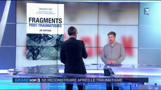 Benjamin Vial, rescapé des attentatsde Paris (France 3)
