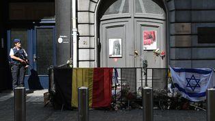 (Mehdi Nemmouche, suspect dans la tuerie de Bruxelles, garde le silence © Maxppp)