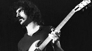 Frank Zappa en 1973  (Ian Dickson/Shutterstoc/SIPA)