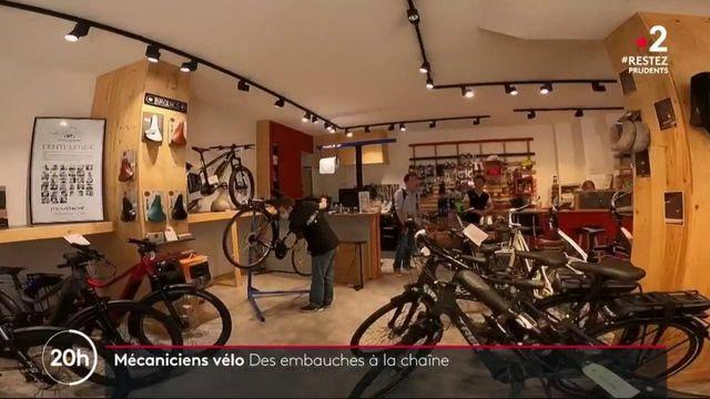 20h - Déconfinement : la France d'après passera par le vélo
