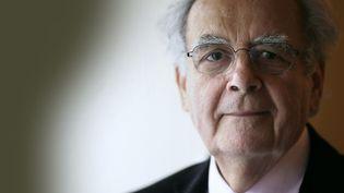 Bernard Pivot, président de l'Académie Goncourt  (KENZO TRIBOUILLARD / AFP)