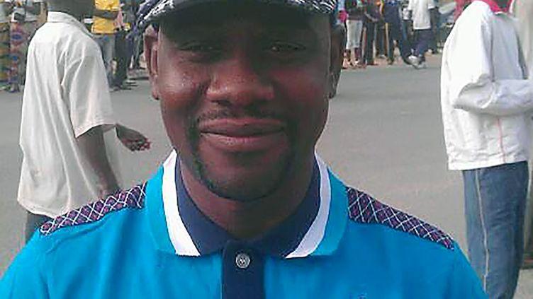 Ahmed Abba, correspondant de RFI, à Maroua (Cameroun). (Photo non datée fournie le 30 juillet 2016). (RFI / AFP)