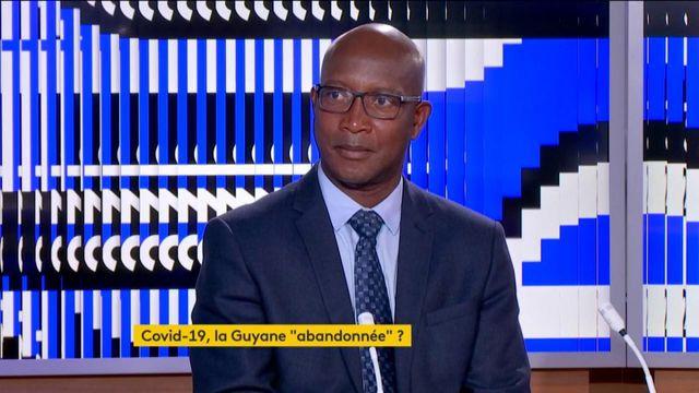 """En Guyane, """"nous allons au devant d'une crise sanitaire majeure"""""""