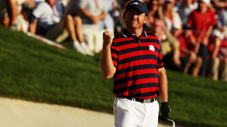 Le golfeur américain J.B. Holmes (STREETER LECKA / GETTY IMAGES NORTH AMERICA)