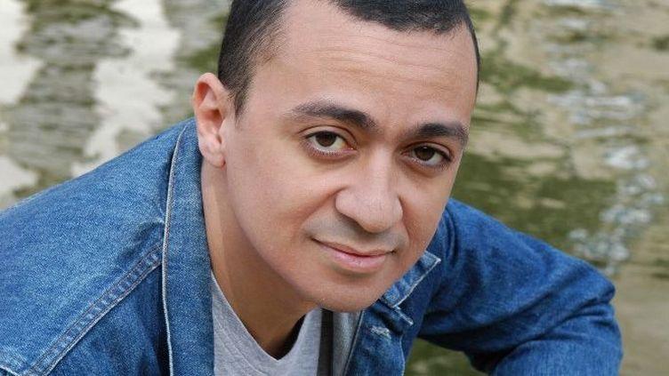 L'écrivain algérien Salim Bachi, lauréat du Renaudot Poche 2018 (Photo 2003) (Ulf Andersen / Aurimages )