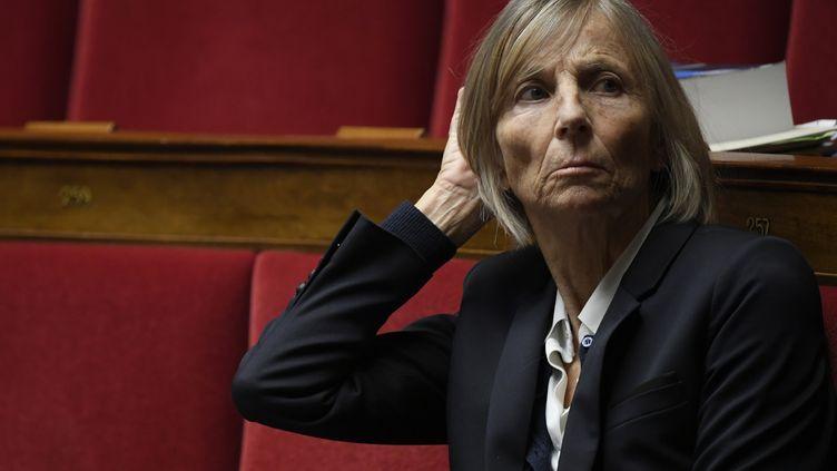Marielle de Sarnez, (LIONEL BONAVENTURE / AFP)