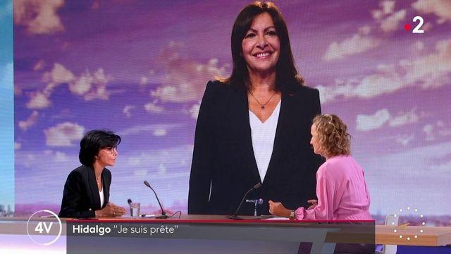 """Présidentielle 2022 : pour Rachida Dati, """"la gauche est disqualifiée politiquement"""""""