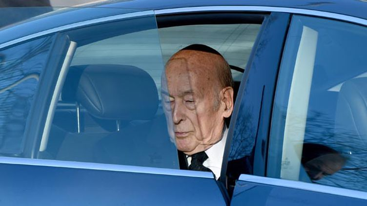 (Voyages, visites, médias, Valéry Gisard d'Estaing n'est pas vraiment à la retraite © MaxPPP)