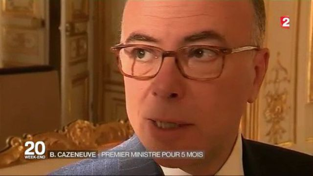 Bernard Cazeneuve : un Premier ministre pour 5 mois