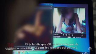 """Ils vivent de la """"sextorsion"""", du chantage à la webcam : """"Complément d'enquête"""" a rencontré des """"brouteurs"""" à Abidjan (COMPLÉMENT D'ENQUÊTE/FRANCE 2)"""