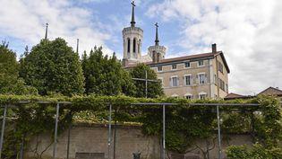 L'archevêché de Lyon, place Saint-Irénée, le 1er juin 2016. (JOEL PHILIPPON / MAXPPP)