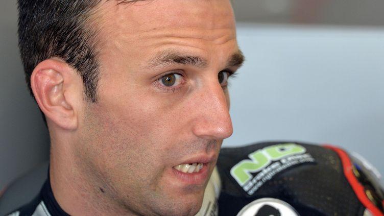 Johann Zarco n'a plus de guidon pour le reste de la saison. (JEAN-FRANCOIS MONIER / AFP)