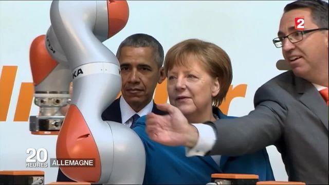 Économie : l'Allemagne hausse le ton fasse à la Chine