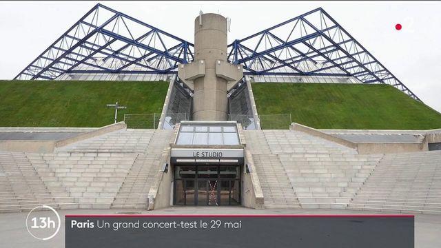Paris : Indochine se produira pour un concert-test le 29 mai à Bercy