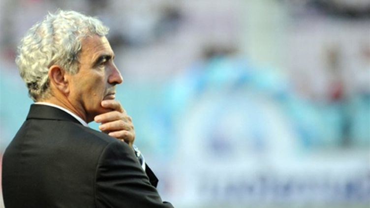 Raymond Domenech (FETHI BELAID / AFP)