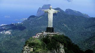 Rio de Janeiro :le Corcovado, Christ Rédempteur. (DERWAL FRED / HEMIS.FR)