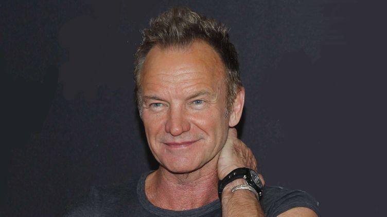 Sting, toujours juvénile, le 25 septembre 2016 à as Vegas.  (Field/Sipa)