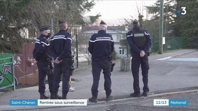 Adolescente tuée dans l'Essonne : une rentrée sous surveillance au collège de Saint-Chéron