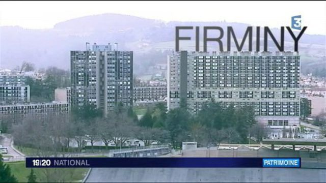 Firminy : le label Unesco