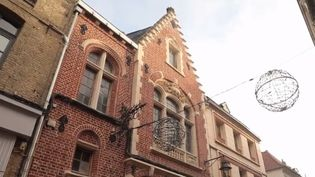 Saint-Omer (Pas-de-Calais) possède tout le charme des villes d'Europe du Nord. (CAPTURE D'ÉCRAN FRANCE 3)