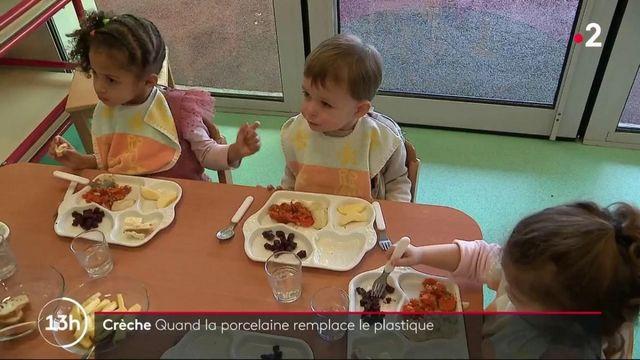 Limoges : les crèches misent sur la porcelaine contre les perturbateurs endocriniens
