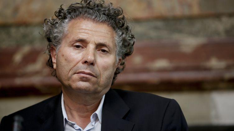 L'avocat Gilles-William Goldnadel, le 26 juin 2015. (THOMAS PADILLA / MAXPPP)