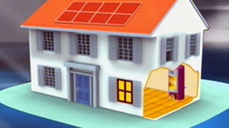 L'éco-prêt à taux zéro est destiné encourager les économies d'énergie. (F2)