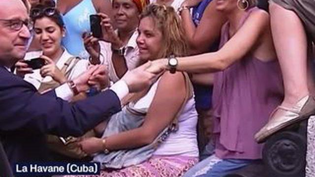 La France, nouvel allié de Cuba