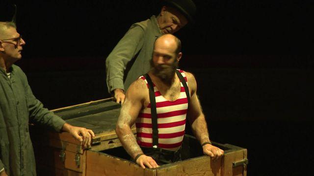 Amiens : Noël au Cirque Jules Verne