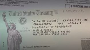 États-Unis : une aide financière pour des millions de ménages américains (FRANCEINFO)