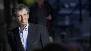 Jack Lang à Paris, le 5 novembre 2018. (GEOFFROY VAN DER HASSELT / AFP)