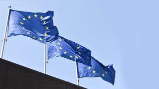 Drapeaux européens à Bruxelles (juin 2018)  (Jean-Luc Flémal / Belga Mag / Belga / AFP)