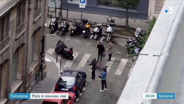 Attentat à Paris : la capitale à nouveau visée