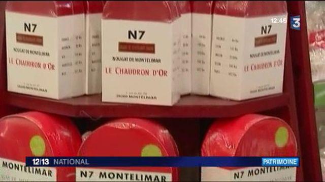 """Les producteurs de nougat de Montélimar veulent obtenir une """"IGP"""""""